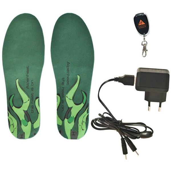 Semelles Chauffantes Wireless AH10