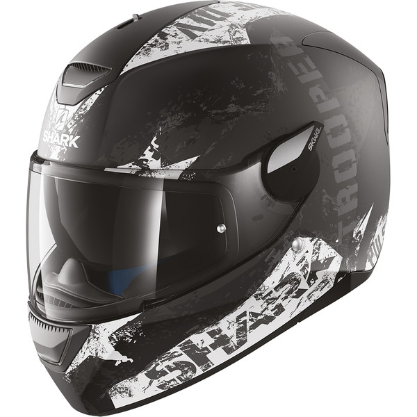 Casque Skwal Trooper Mat