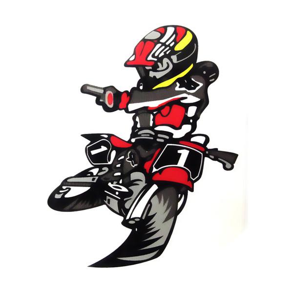 Sticker 47765 Moto n°1