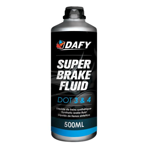 Super Brake Fluid Dot 3.4 500 ml