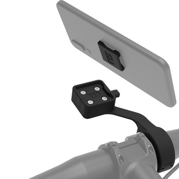 Support smartphone CliqR pour guidon de 31,8 mm et 25,4 mm