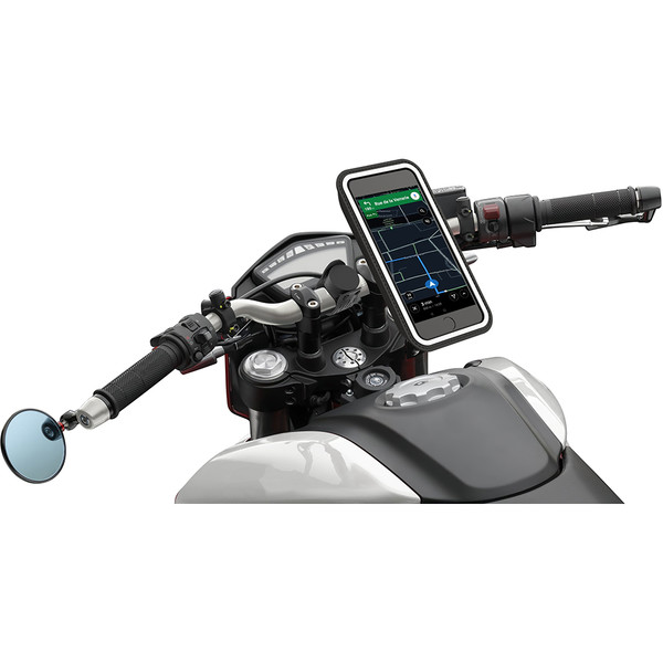 Support Smartphone Magnétique Moto