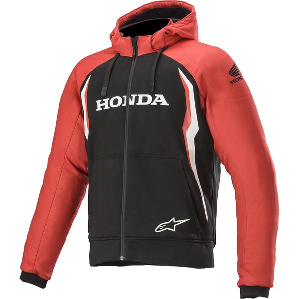 Sweat Chrome Sport Honda Alpinestars moto