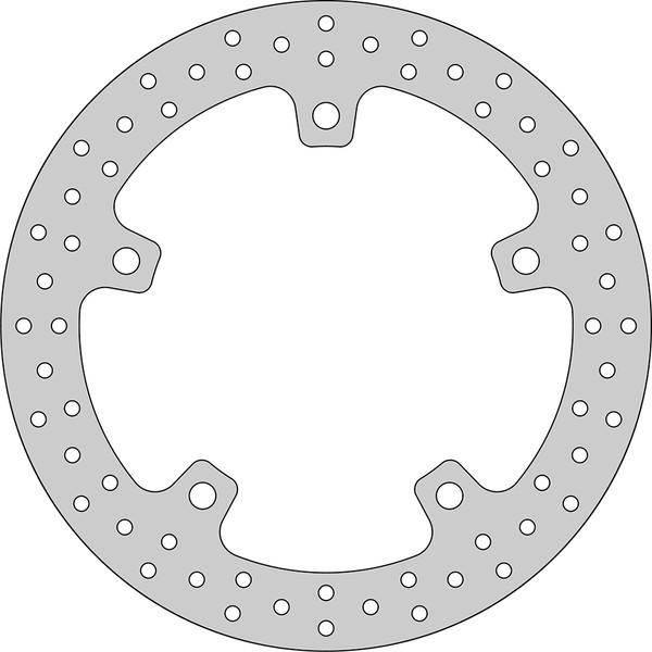 Disque de frein FE.T595