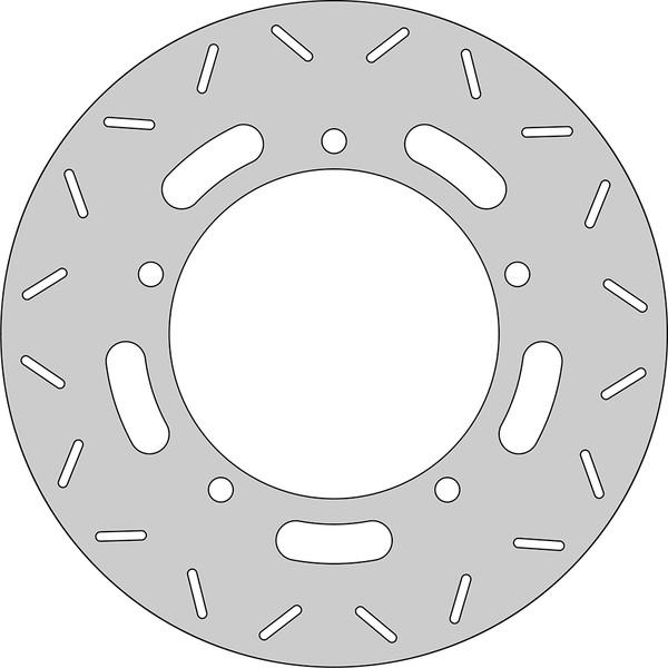Disque de frein FE.T640