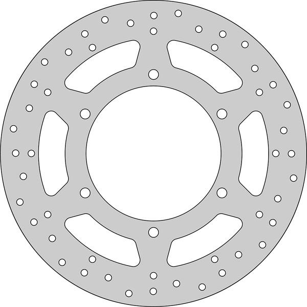 Disque de frein FE.T805
