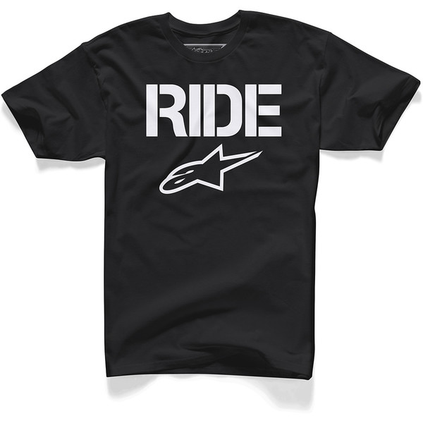 T-shirt Ride Solid