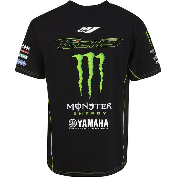 T-shirt Custom 1 Tech3 Monster Energy®