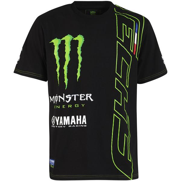 T-Shirt Custom 2 Tech3 Monster Energy®
