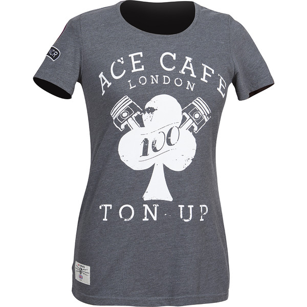 T-shirt Ace Café Ton Up Lady