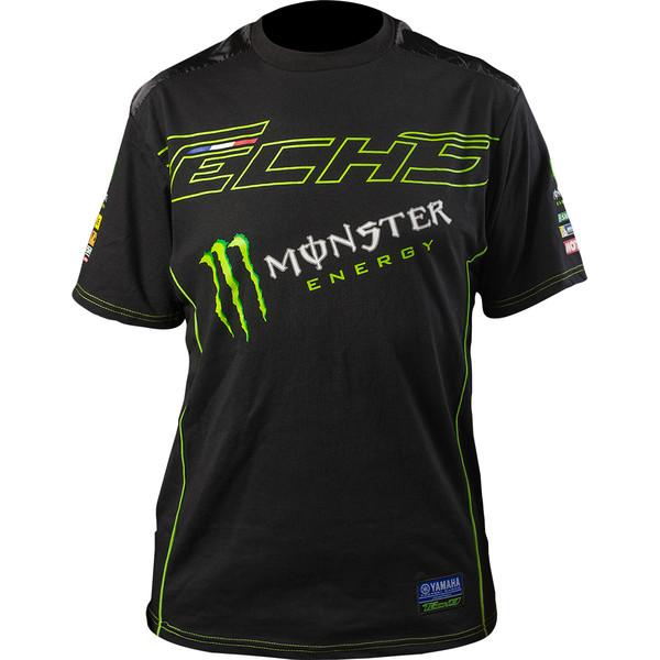 T-Shirt Custom 2 Tech3 Monster Energy® 2017