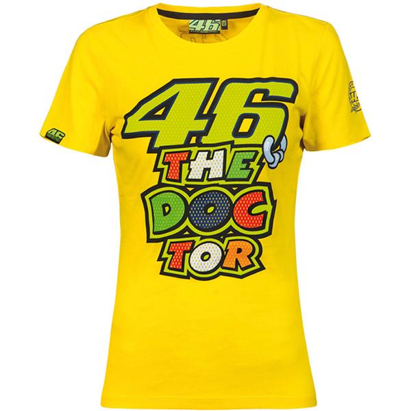 T-shirt Woman Yellow