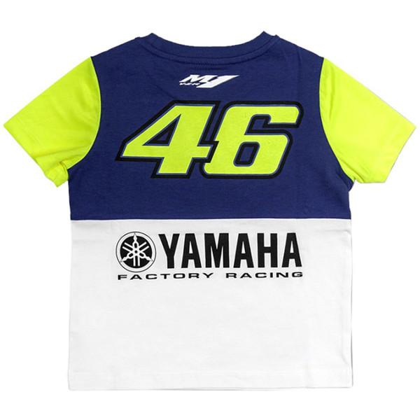 T-shirt Junior Royal Yamaha