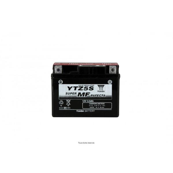 Batterie TTZ5-S - AGM Avec Acide