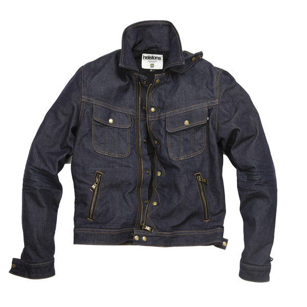 Veste Cannonball Coton Denim Raw