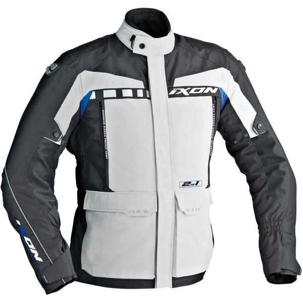 Veste Moto Corsica Blouson Dafy Moto Ixon De rwrxRB