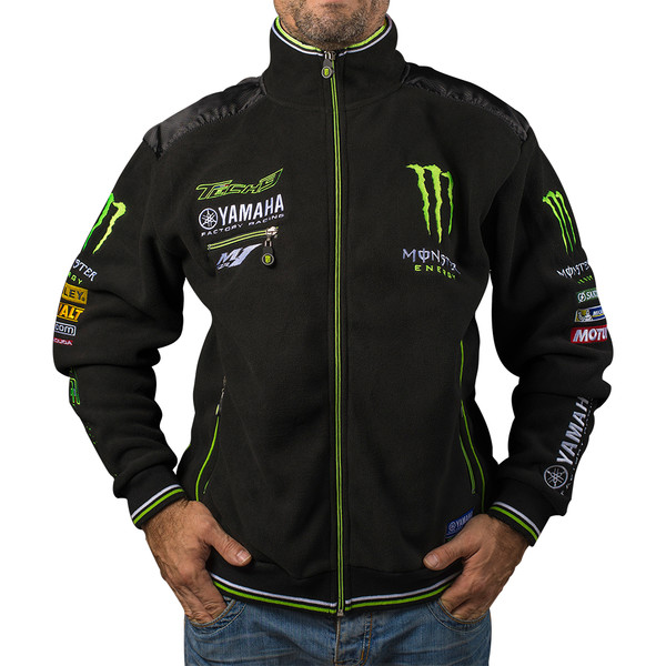 Veste Polaire Tech3 Monster Energy® 2017