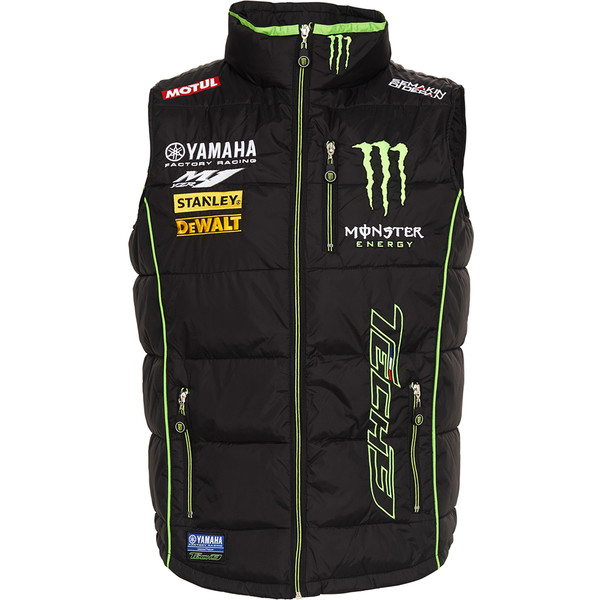 Veste Sans Manche Tech3 Monster Energy®