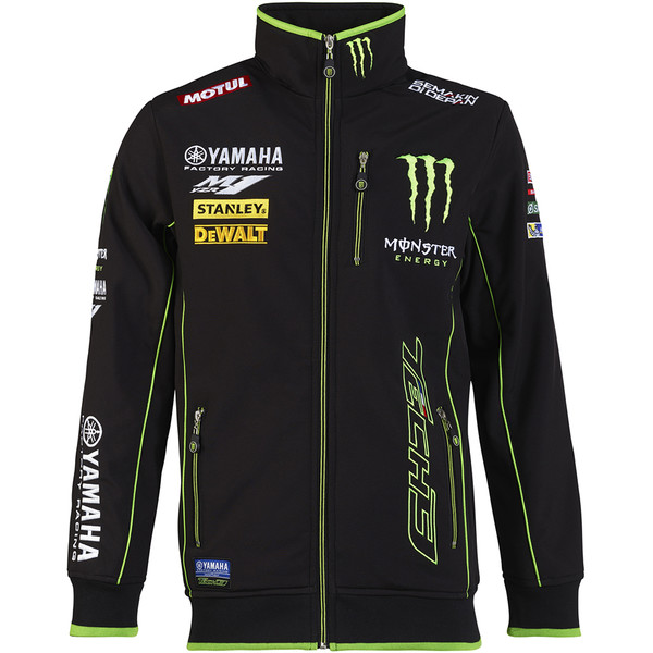 Veste Softshell Tech3 Monster Energy®