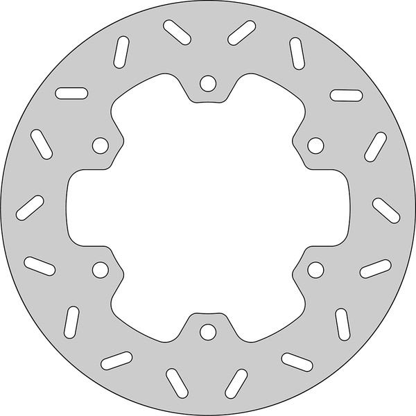 Disque de frein FE.Y453