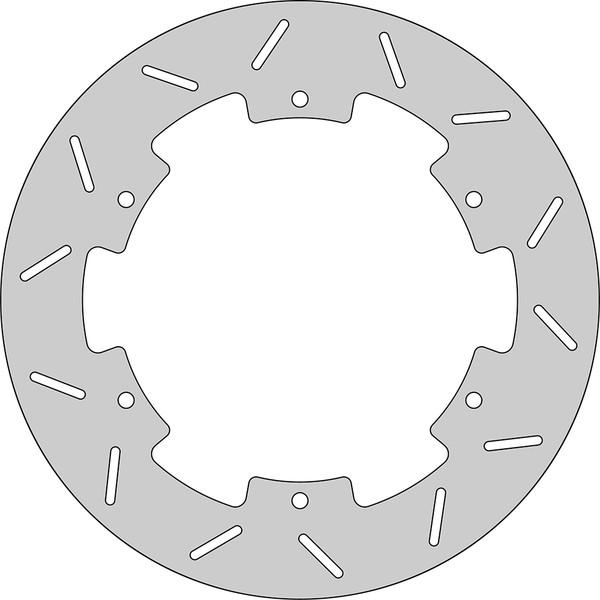 Disque de frein FE.Y604