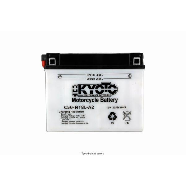 Batterie Y50-n18l-a2=la