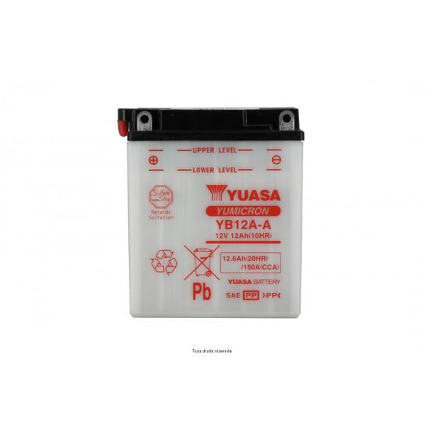 Batterie Yb12a-a