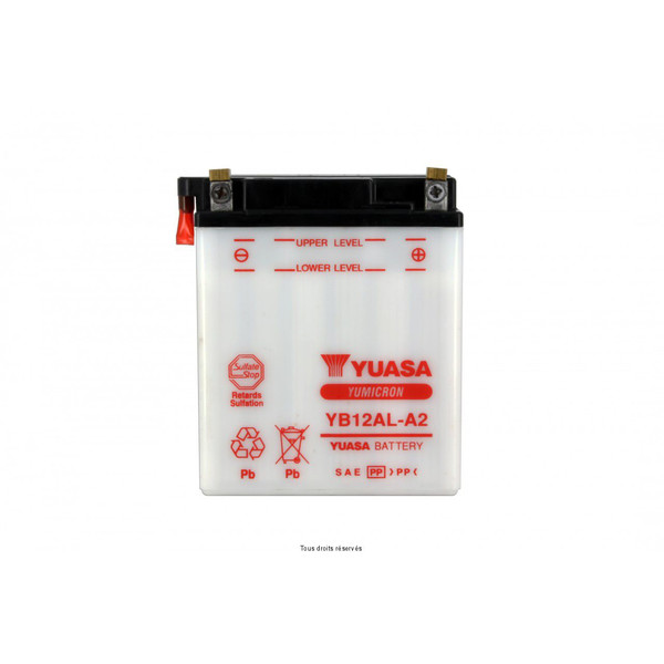 Batterie Yb12al-a2