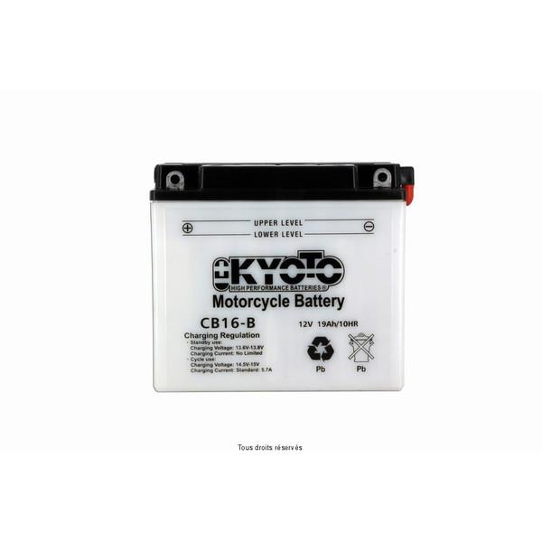 Batterie Yb16-b