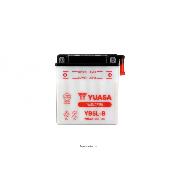 Batterie Yb5l-b