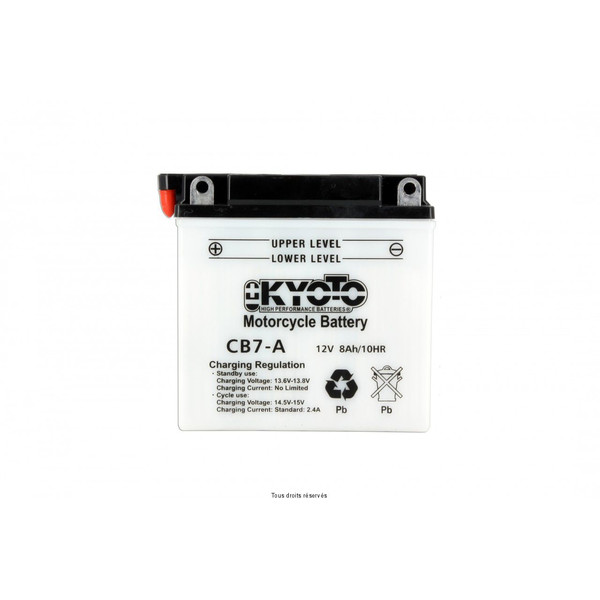 Batterie Yb7-a