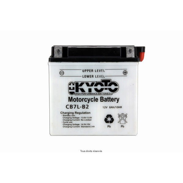 Batterie Yb7l-b2