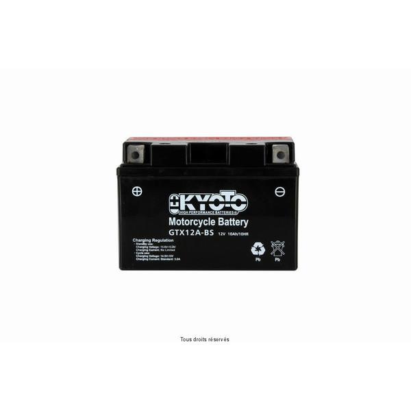 Batterie Yt12a-bs -Ss Entr. Acide