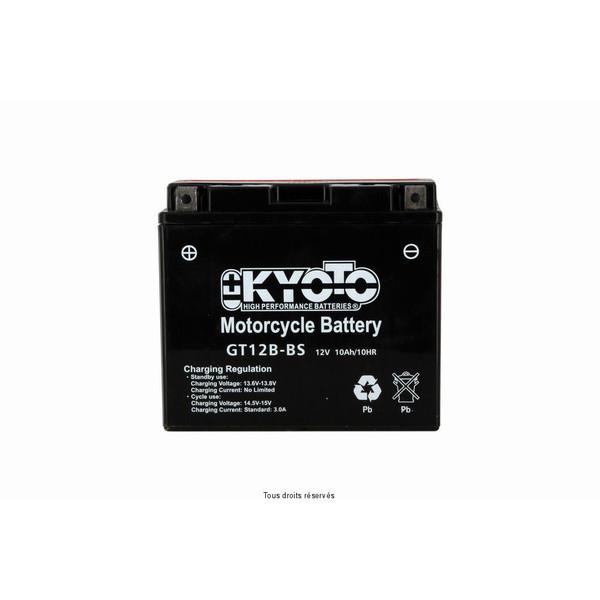 Batterie Yt12b-bs - Ss Entr.