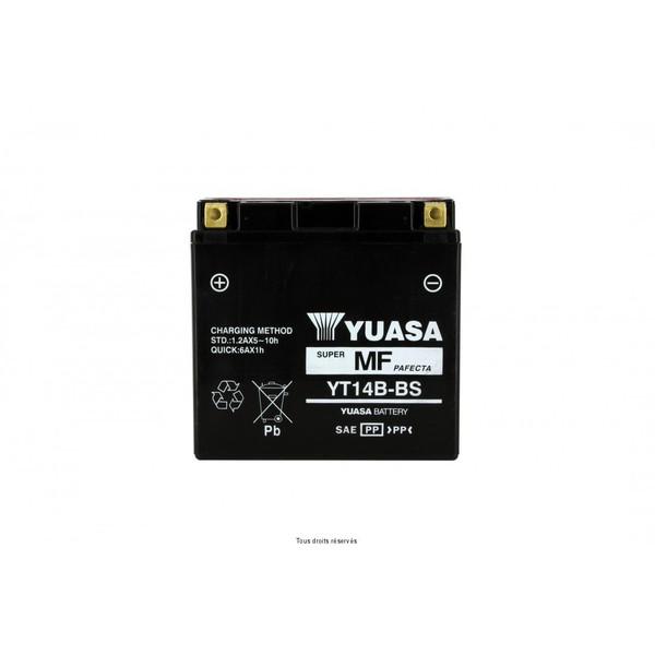 Batterie YT14B-BS - AGM