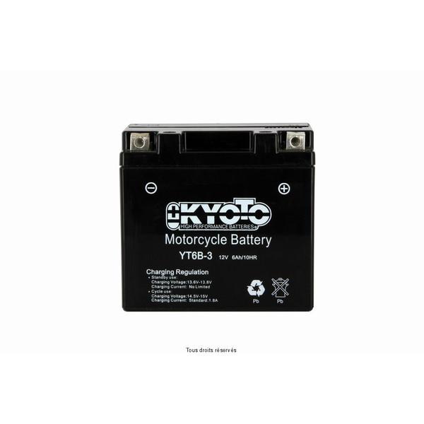 Batterie Yt6b-3 - Ss Entr. GEL