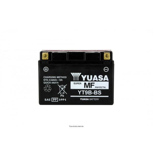 Batterie YT9B-BS - AGM