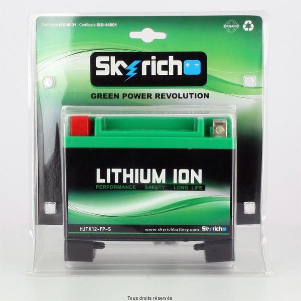 Batterie YTX12-BS / HJTX12(L)FP-S