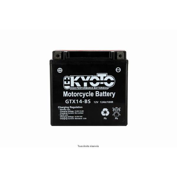 Batterie Ytx14-bs - Ss Entr. Aci