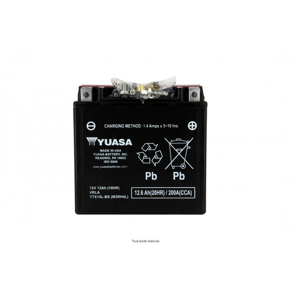 Batterie Ytx14-lbs