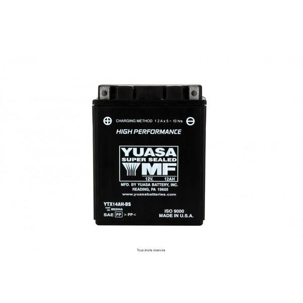 Batterie Ytx14ah-bs