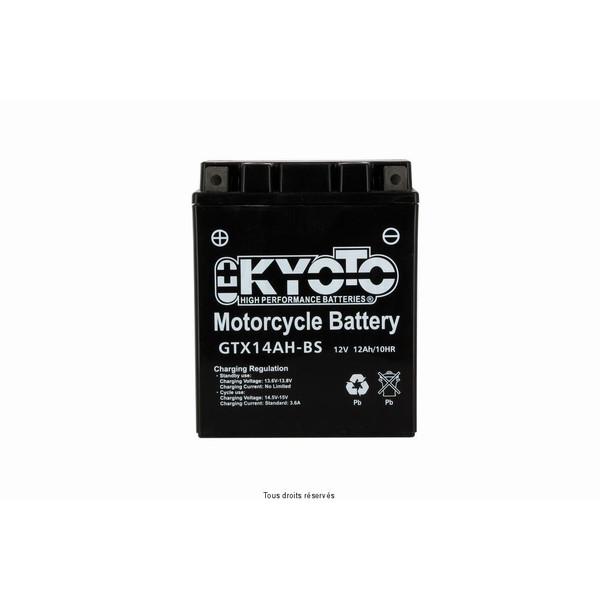 Batterie Ytx14ah-bs - Ss Entr.Acide