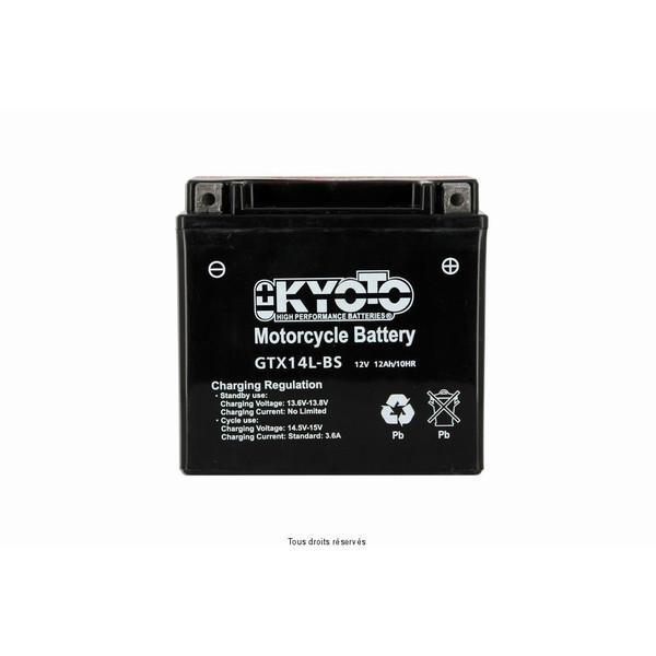Batterie Ytx14l-bs - Ss Entr. Acide
