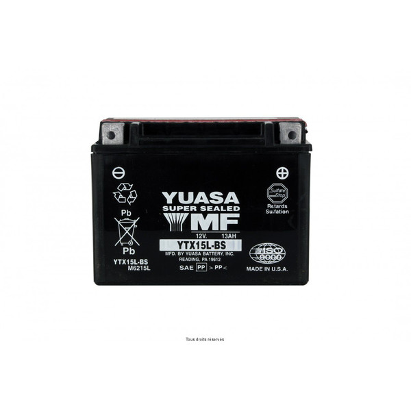 Batterie Ytx15l-bs