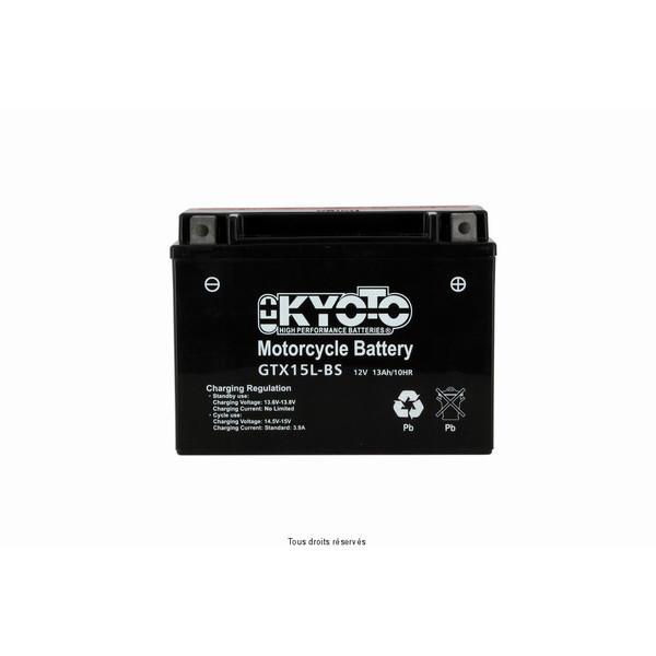 Batterie Ytx15l-bs - Ss Entr. Acide