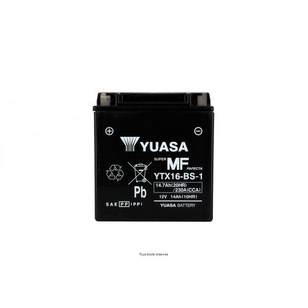 Batterie Ytx16-bs-1