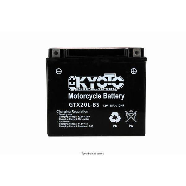 Batterie Ytx20l-bs - Ss Entr. Acide
