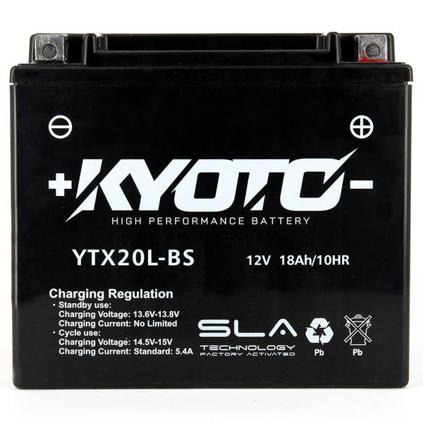 Batterie YTX20L-BS SLA AGM