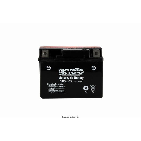 Batterie Ytx4l-bs - Ss Entr. Acide
