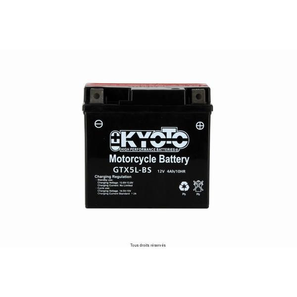 Batterie Ytx5l-bs - Ss Entr. Acide